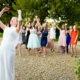 Hastoe Village Hall Bride