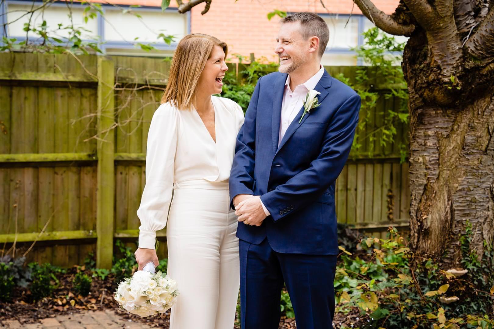 Watford registry office wedding
