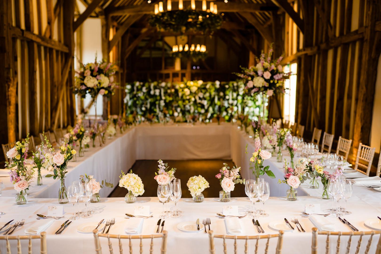 Micklefield Hall wedding venue in Hertfordshire
